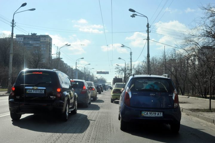 Голосіївський проспект, Київ